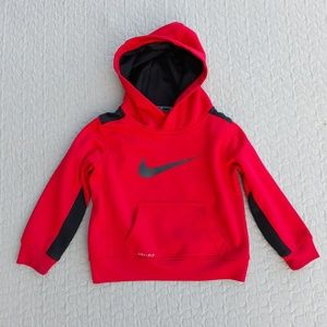 Nike dry-fit Hoodie size 2T Good used condition
